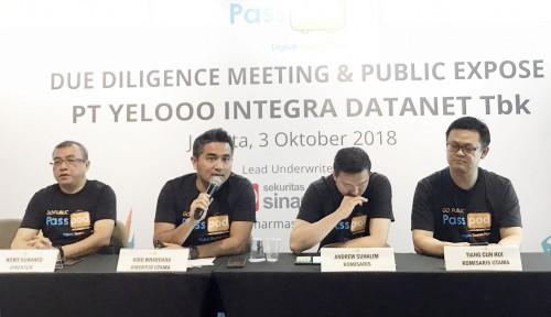 Foto Passpod Optimistis Bisnisnya Akan Berkembang dengan Manfaatkan Big Data