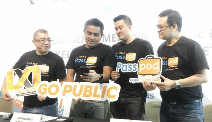 Foto Berita Gelar Due Diligence dan Public Expose, Passpod Umumkan 34,21% Saham Siap Dilepas ke Publik
