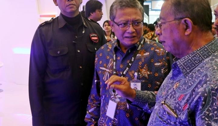 Foto Berita Darmin Soroti Dampak Pelemahan Rupiah ke Inflasi
