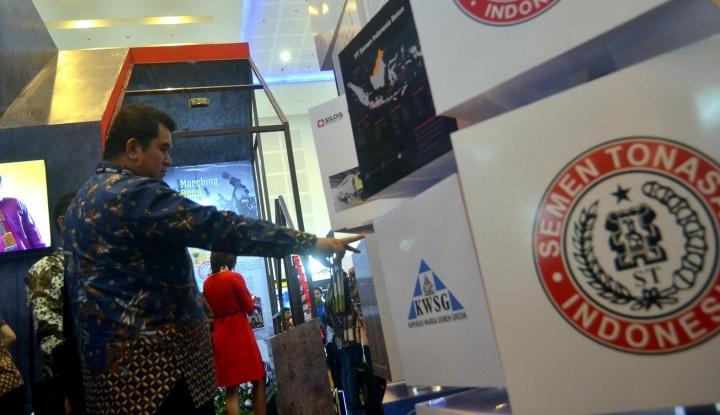 Semen Indonesia Terbitkan Obligasi Rp4,08 Triliun, Bunganya? - Warta Ekonomi