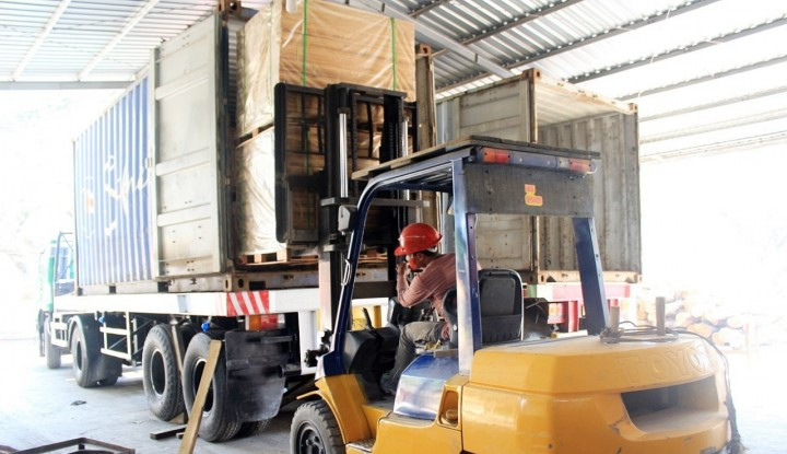 Foto Berita Perhutani Lanjutkan Ekspor Flooring Senilai Rp3,2 M ke Cina