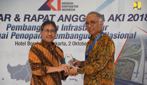 Foto Kemenpupera Terus Dorong Kontraktor Indonesia Ekspor Jasa Konstruksi