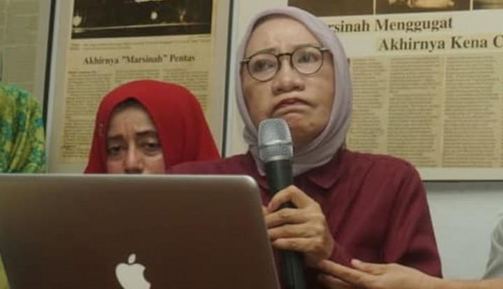 Foto Berita Usai Diperiksa Polisi Soal Ratna Sumpaet, Dokter Sidik 'Bungkam'