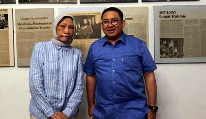 Foto Berita Dipolisikan, Fadli Zon Malah Beberkan Kasusnya yang Mandek