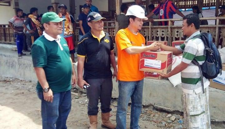 Grup Astra Salurkan Bantuan untuk Korban Tsunami - Warta Ekonomi