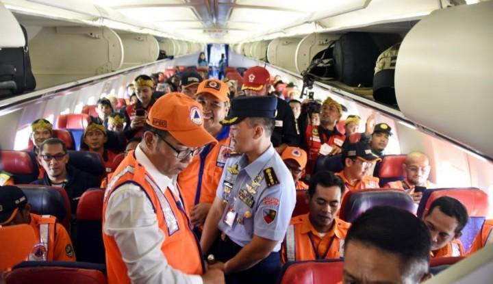 Foto Berita Ridwan Kamil Kirim 70 Relawan Jabar ke Palu