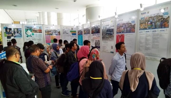 IBD Expo 2018, Masyarakat Serbu Loker di BUMN - Warta Ekonomi