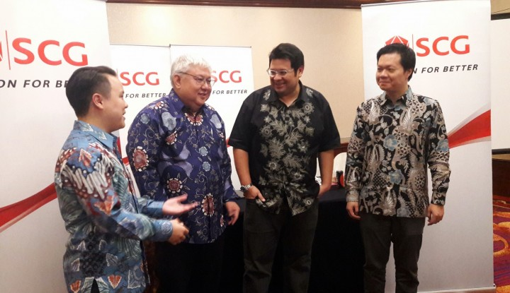 SCG Perkuat Transformasi Digital - Warta Ekonomi