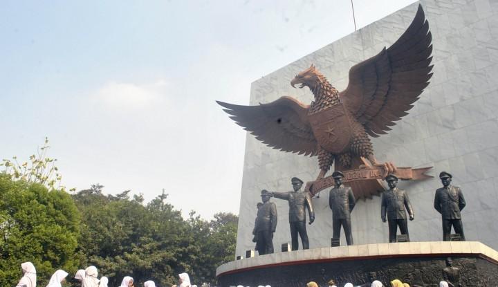 Foto Berita Pancasila, Pedoman Sukses Wujudkan Kemakmuran Bangsa