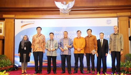 Foto Ini Kata Perry Soal Buku IMF Bertajuk Realizing Indonesia's Economic Potential