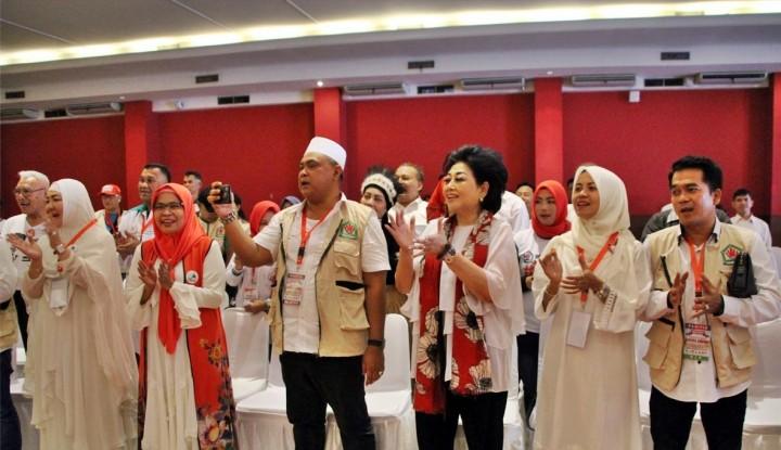 Foto Berita Tokoh Lintas Agama Bersatu Ciptakan Pemilu Damai