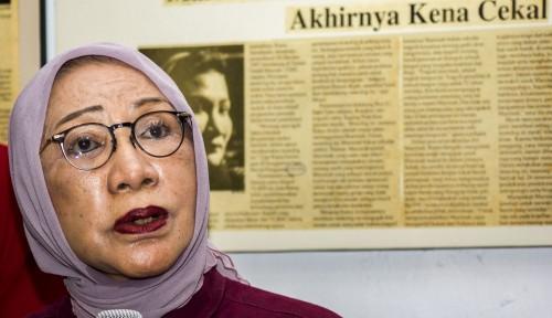 Foto Terbongkar! Ratna Ternyata Tak Pernah Minta Konferensi Pers di Kediaman Prabowo