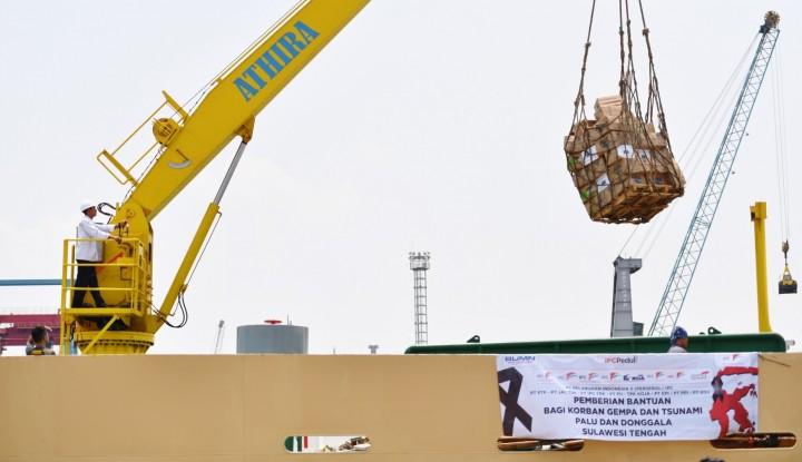 Turunkan Biaya Logistik Nasional Hingga 4,9%, IPC Siapkan Jurus