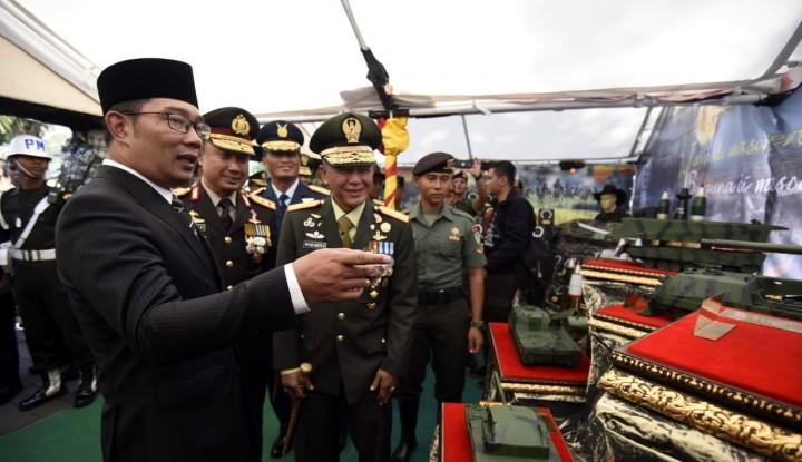 Emil: Kepercayaan Publik Terhadap TNI Masih Tinggi - Warta Ekonomi
