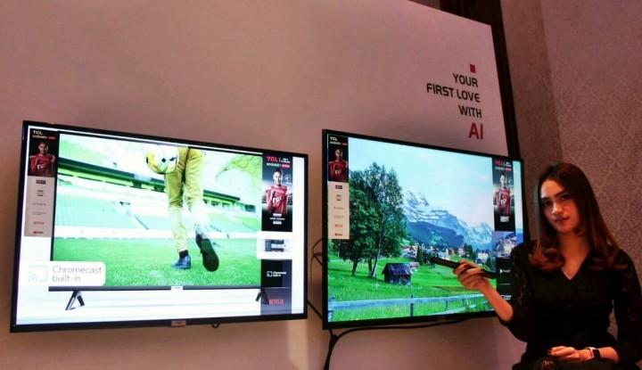 Foto Berita TCL A3 dan TCL E3, Generasi Sempurna Smart TV Masa Kini