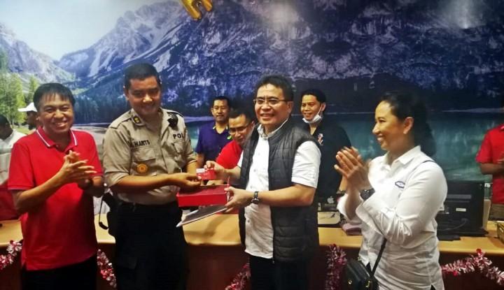 Foto Berita TelkomGroup Fasilitasi Wifi Gratis di 157 Lokasi Bencana Palu-Donggala