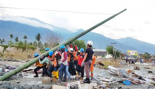 Foto Hari ini PLN Targetkan Sistem Kelistrikan Pasca Banjir di Bengkulu Pulih 100%