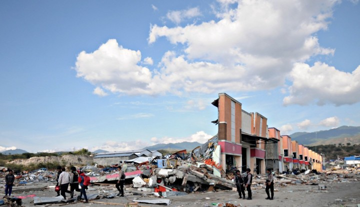 Foto Berita Jepang Siap Bangun Kembali Sulawesi