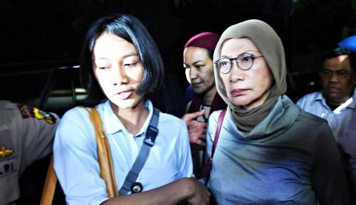 Foto Permohonan Tahanan Kota Ratna Sarumpaet Ditolak?