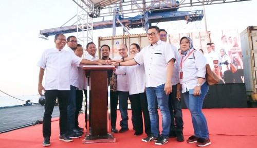 Foto Menteri Rini Dukung Peningkatan Nilai Ekspor untuk Dorong Penguatan Rupiah