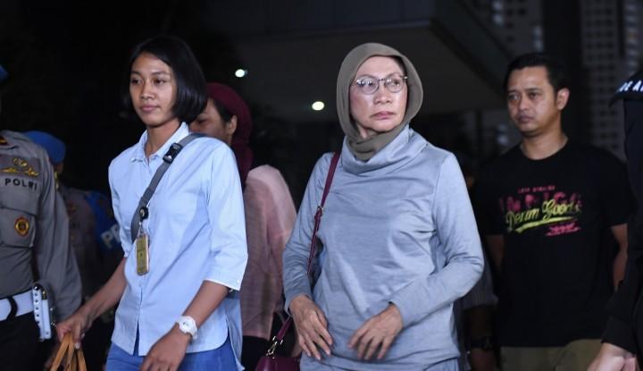 Foto Berita Ratna Sarumpaet Jalani Pemeriksaan Kesehatan dan Psikologi