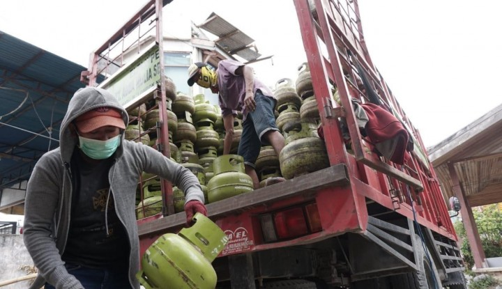 Praktik Pengoplosan LPG 3Kg Terungkap, Pertamina Apresiasi Kepolisian - Warta Ekonomi