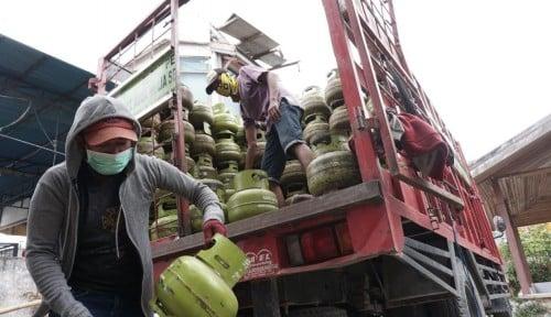 Foto Praktik Pengoplosan LPG 3Kg Terungkap, Pertamina Apresiasi Kepolisian