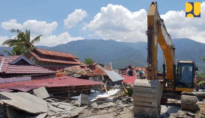 Kementerian PUPR Akan Bangun Hunian Sementara dalam Proses Relokasi - Warta Ekonomi