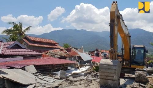 Foto Kementerian PUPR Akan Bangun Hunian Sementara dalam Proses Relokasi