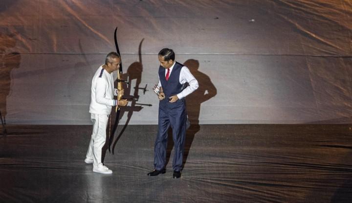 Asian Para Games, Jokowi Target 16 Emas - Warta Ekonomi
