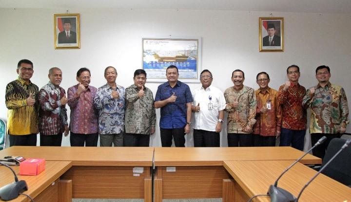 Foto Berita Kementerian BUMN Rombak Susunan Direksi Pelindo I