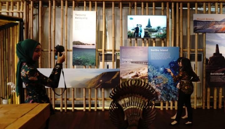 Peluang Investasi Pariwisata Indonesia Capai US$3,1 Miliar - Warta Ekonomi