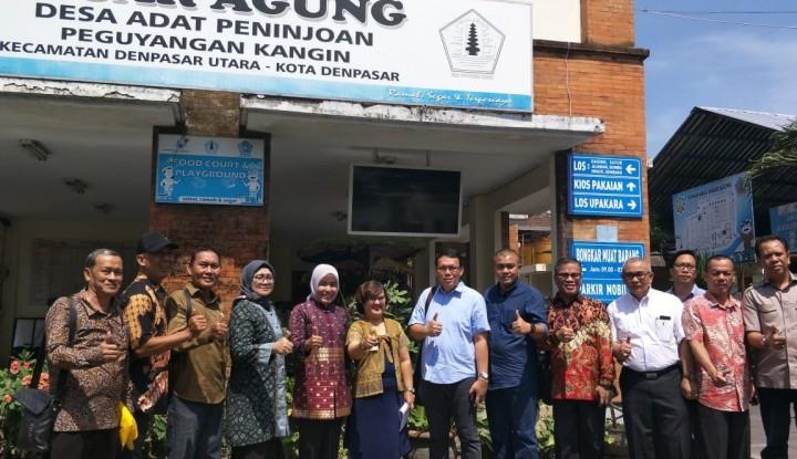 Foto Berita Revitalisasi Pasar Rakyat Dinilai Berhasil, Sejumlah Daerah Belajar ke Denpasar