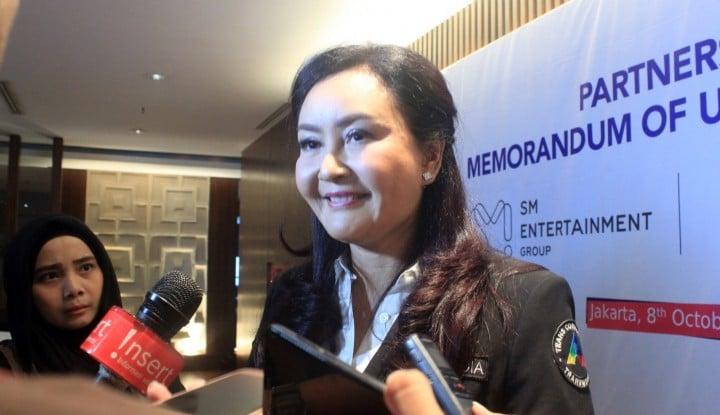 Foto Berita Gandeng SM Entertaintment, Trans Media Harapkan Dampak Baik untuk Indonesia