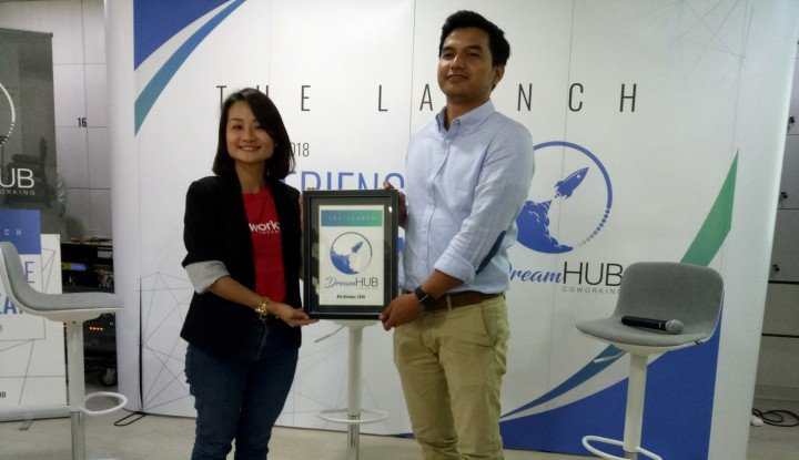 Dukung Perusahaan Rintisan, DreamHub Kenalkan Coworking Space Premium Terjangkau - Warta Ekonomi