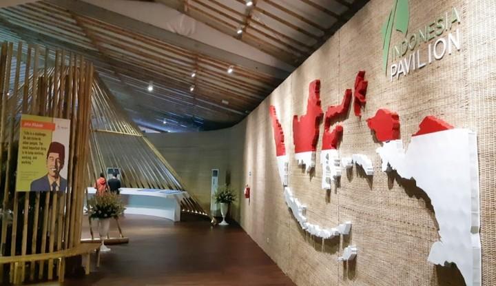 Keren BUMN Paparkan Capaian Indonesia Lewat Indonesia Pavilion