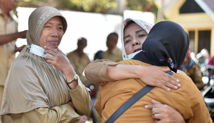 Foto Berita Pascagempa, Kini PNS di Sulteng Mulai Beraktivitas