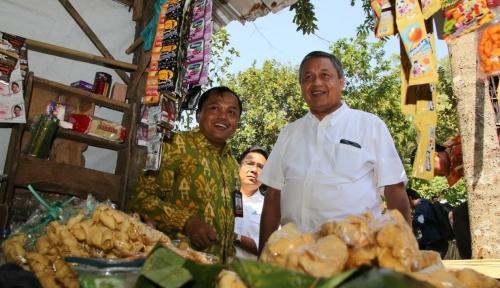 Foto Rekor Kontribusi Pangan Jaga Inflasi Rendah