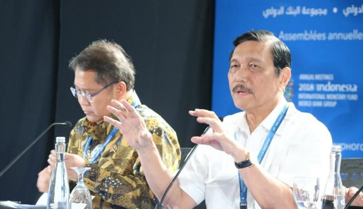 Luhut: Kita Mesra dengan yang Bawa Duit ke Indonesia - Warta Ekonomi