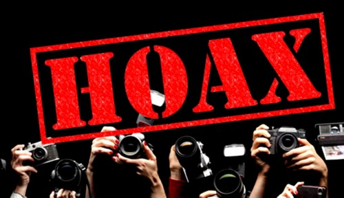 Foto Disokong AP, Line Gaungkan Kampanye Stop Fake News