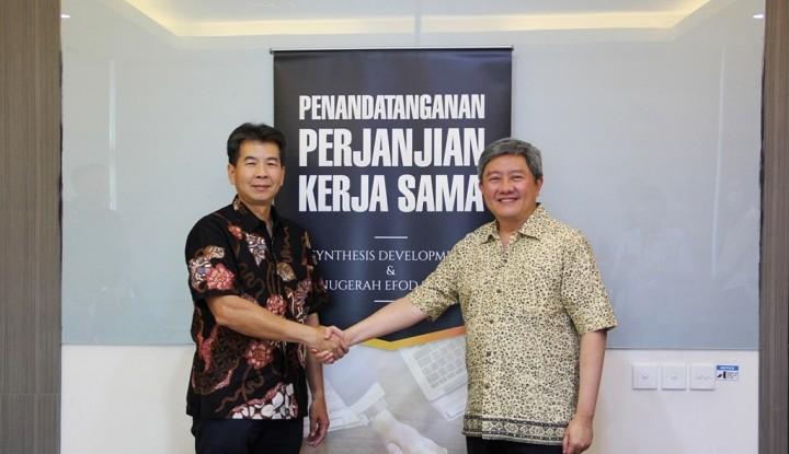 Foto Berita Synthesis Development Siap Kembangkan Perumahan di Tangerang Selatan