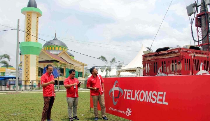Foto Berita Dukung MTQ Nasional di Medan, Telkomsel Perkuat Layanan Komunikasi