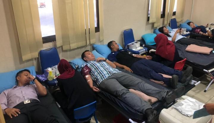 Foto Berita Penguin Indonesia Bersama PMI Gelar Donor Darah