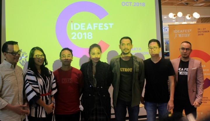 IdeaFest 2018: Forum Pemuda Kreatif Masa Kini - Warta Ekonomi