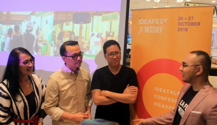 Foto Berita Generasi C, Harapan Industri Kreatif Indonesia