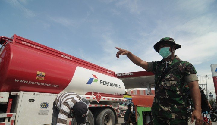 Waduh, Mobil Tangki BBM Pertamina Dibawa Kabur ke Istana Negara - Warta Ekonomi
