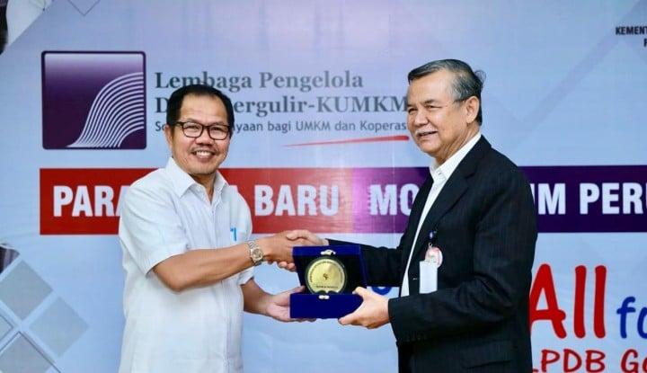 Hindari Penyimpangan Dana Bergulir, LPDB-KUMKM Gandeng BSR Center - Warta Ekonomi