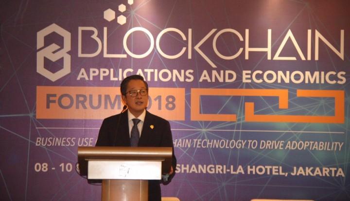 Foto Berita Kadin Dorong Pelaku Industri Manfaatkan Blockchain