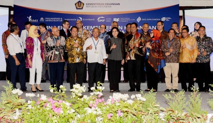Foto Berita Pembangunan Infrastruktur Skema KPBU Capai Rp9,38 Triliun