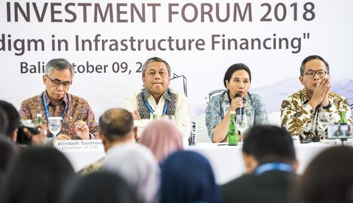 Foto Berita BI Jamin Kelola Risiko untuk Pembiayaan Infrastruktur oleh Swasta